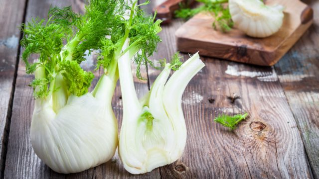 fennel, healing properties