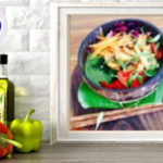 green curry kelp noodles online raw vegan culinary course