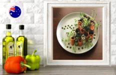 lasagne scroll salad online raw vegan culinary course