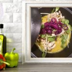 coconut curry cream mushroom stew online raw vegan culinary course