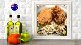 vegan southern fried chicken KFC online raw vegan culinary course